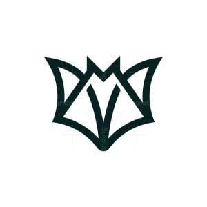 Fox And Bat Logo