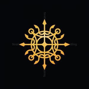 Trident Ornament Logo