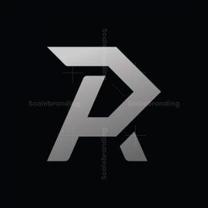Letter R Or Ra Pa Logo