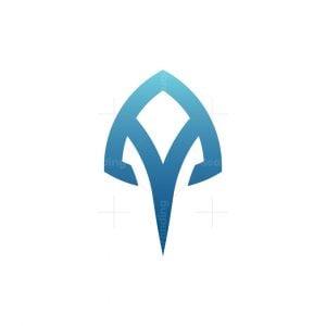 Simple Stingray Logo