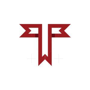 Letter T Maple Logo