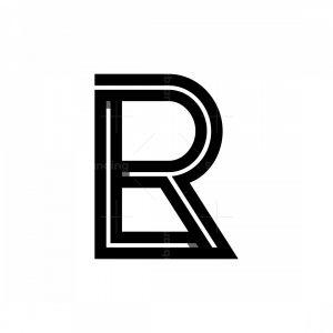 Lr Or Rl Letter Logos