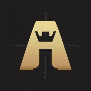 Letter Ai Or Ia King Logo