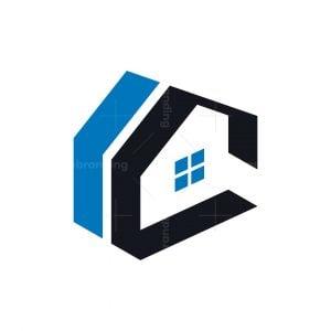 Letter C Or Cc Construction Logo