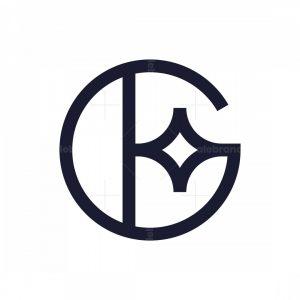 Letter G Shine Logo