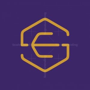 Letter S E Logo