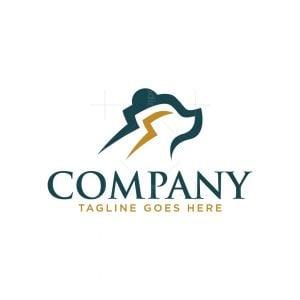 Lightning Bear Logo