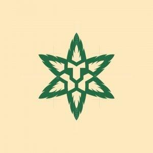Lion Star Cannabis Logo
