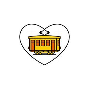 Love Tram Logo