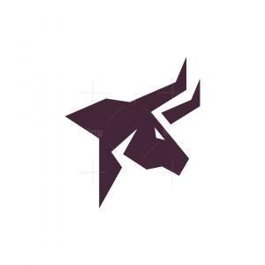 Masculine Bull Logo