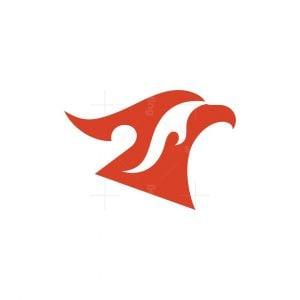 Minimal Phoenix Logo