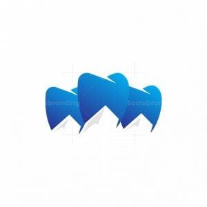Mountain Dental Logo
