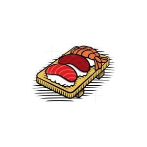 Nigiri Sushi Logo