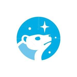 North Polaris Bear Logo