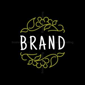 Ornament Nature Logo
