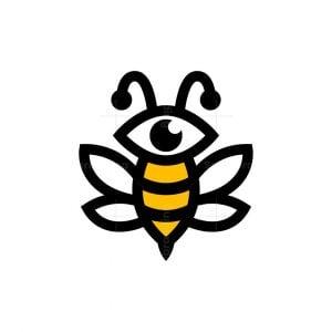 One Eyed Bee Logo