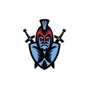 Orc Warrior Logo