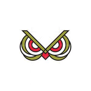 Owl Eyes Logo