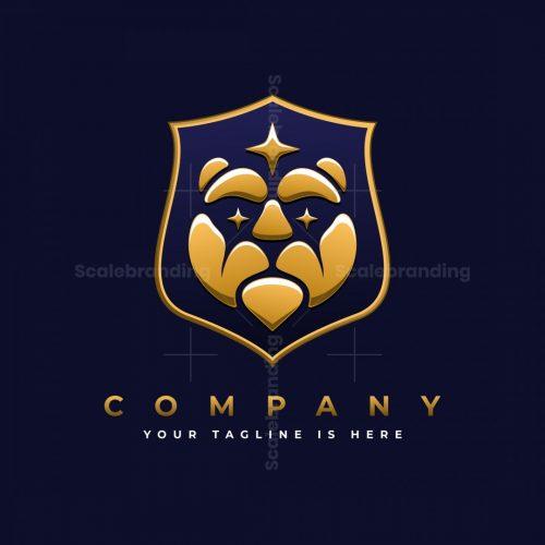 Panda Emblem Logo