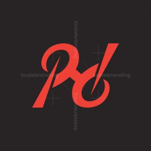 Phd Or Ph Ambigram Logo