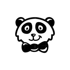 Panda Pet Logo