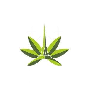 Paris Cannabis Logo