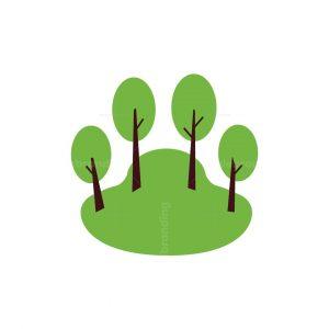 Paw Park Logo