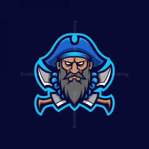 Pirates Esport Mascot Logo