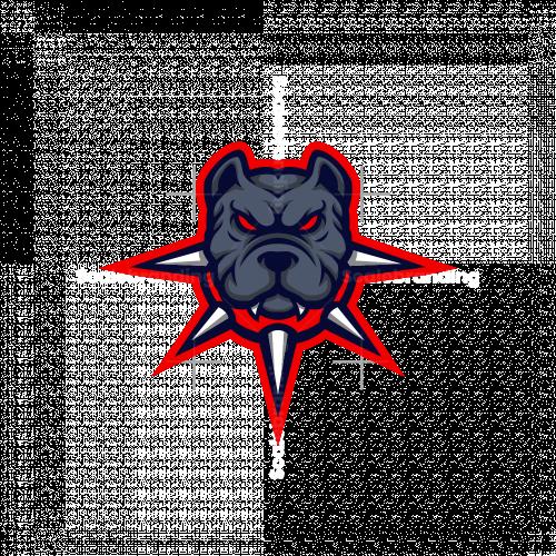 Pitbull Esport Mascot Logo
