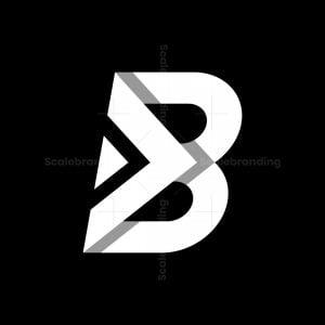 Play B Letter Logos
