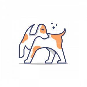 Premium Dog Logo