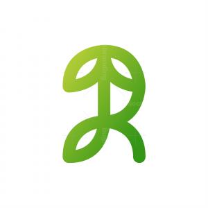 R Plant Logo