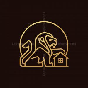 Realty Lion Logo