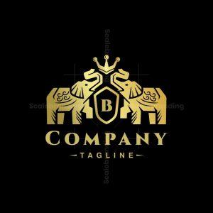 Royal Elephant Logo
