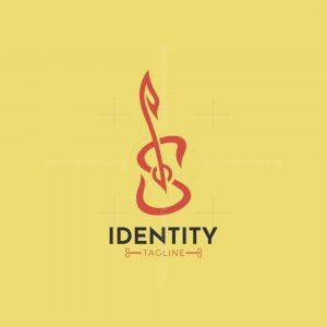 S Guitar Logo