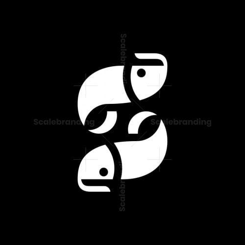 S Shrimp Logo