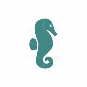 Seahorse Logomark