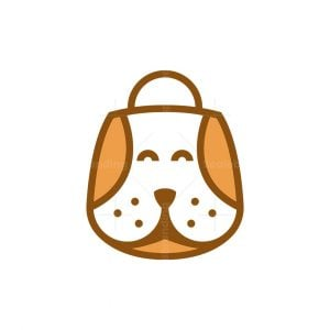 Shopping Dog Logo