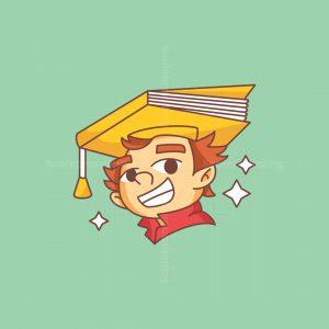 Smart Child Graduation Logo