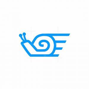 Techno Snail Logomark