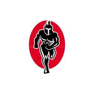 Spartan Runner Logo