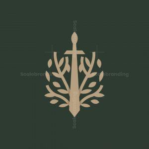 Sword Tree Logo