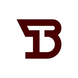 T B Monogram Logo