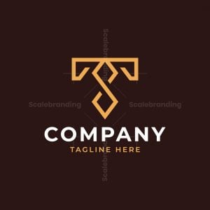 Ts Monogram Logo