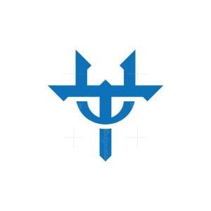 Tu Trident Logo