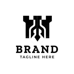 Trident Castle Logo