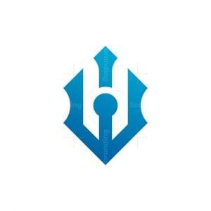 Trident Writer Logo