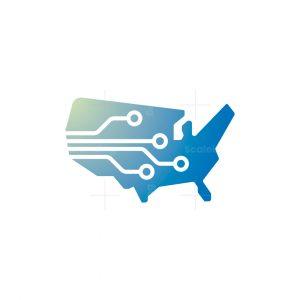 Usa Tech Logo