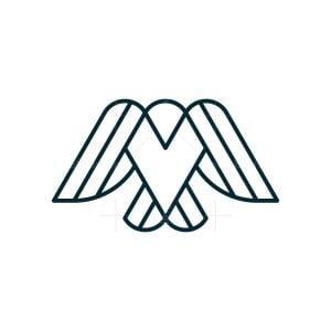 V Bird Logo