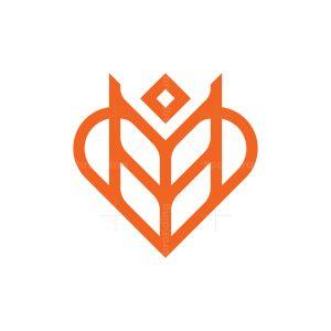 Wheat Love Logo